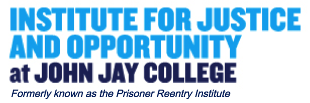 Type: Report - Institute for Justice and Opportunity -