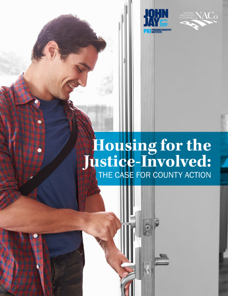 Housing for the Justice-Involved: The Case for County Action